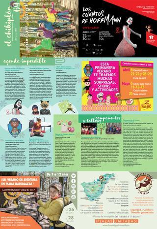 """Cover of """"El Chikiplan 69 primavera"""""""