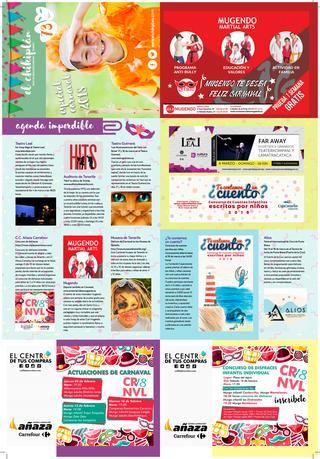 "Cover of ""El chikiplan 73 especial carnaval 2018"""