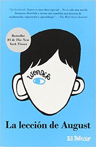 La Lección de August. 20 libros que leer con tus hijos