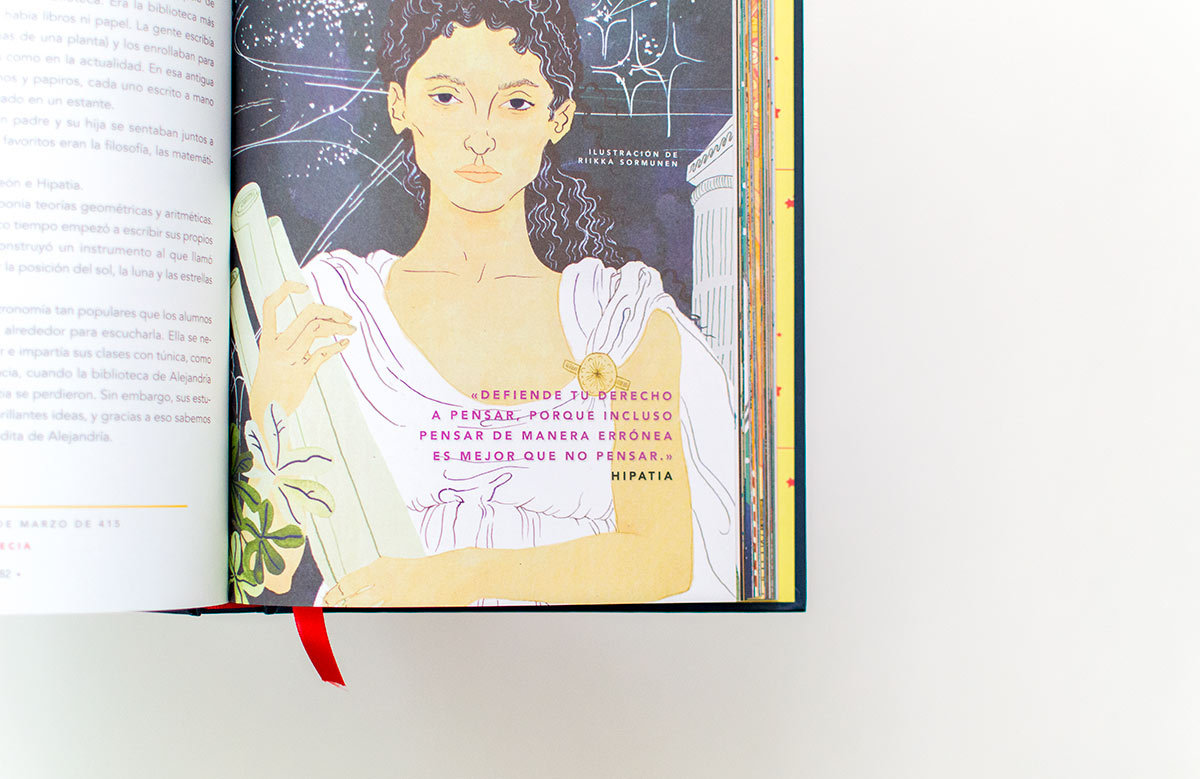 Libros infantiles feministas